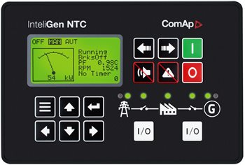 InteliGen NTC GeCon Marine