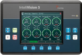 InteliVision 5 CAN Backlit