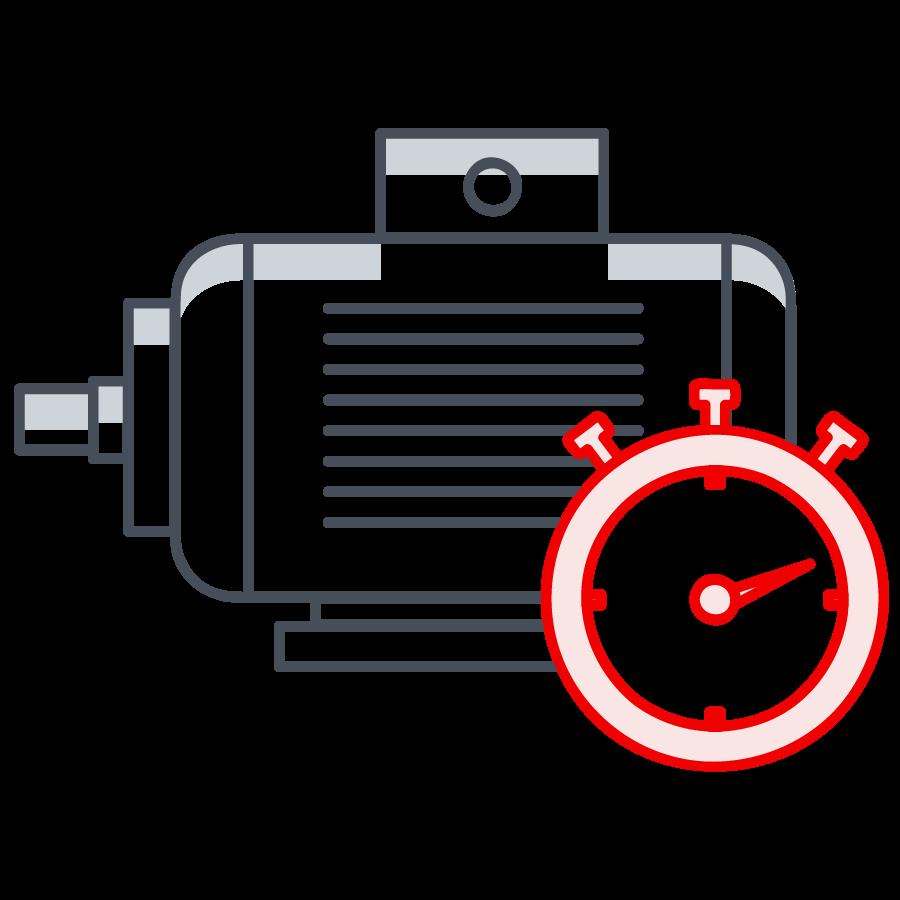 Benefit-Minimum Engine Downtime - InteliSys Gas